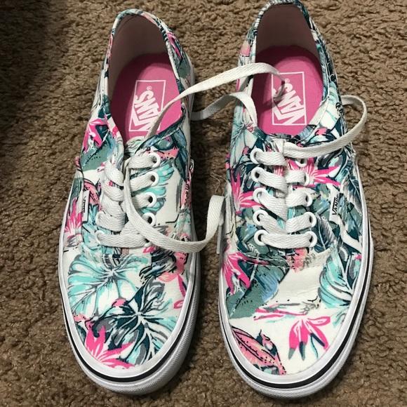 7375a798ca70 Vans Shoes - Patterned vans